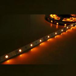 Gelb Nachtflug LED Lichtleisten für RC Modell 1m