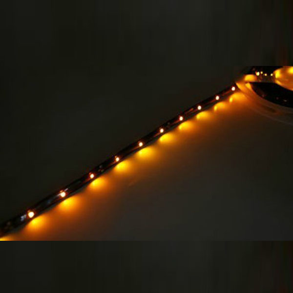 Yellow Night Flight LED Light Strips For RC Model 90cm RC Toys & Hobbies