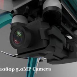 Yizhan Tarantula X6 RC Quadrokopter Droner Spare 1080p 5.0MP Kamera