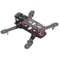 ZMR250 250mm Mini FPV Quadrokopter Droner Bilbon Fiber Frame Kit