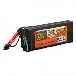 ZOP Ström 11.1V 2200mAh 8C Lipo Batteri för FUTABA Sändare