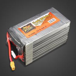 ZOP Ström 22.2V 15000MAH 25C Lipo Batteri XT60 Plug