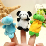 10PCS Puppet Finger Dolls&Stuffed Toys Cartoon Gift Dolls & Stuffed Toys