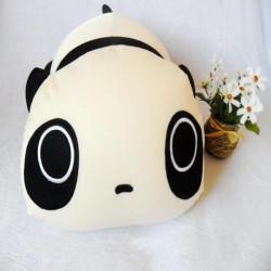 25CM Tare Panda Docka Nano Skum Partiklar Granulat Docka Plush Leksak