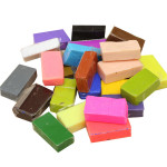 300g Mixed Color DIY Non-toxic Craft Art Toys Moulding Soft Clay Classic & Retro Toys