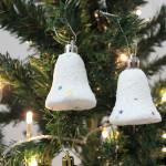 6PCS Christmas Tree Decoration Bells Pendant Party Supplies Holidays & Events Gadgets