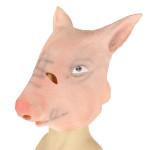 Tier Halloween Kostüm Theater Prop Schwein Latex Maske Halloween / Maskerade