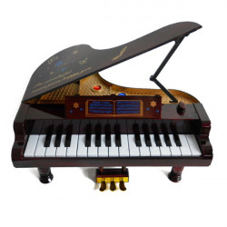 Baby Toddler Musical Educational Music Box Piano Keyboard Toy