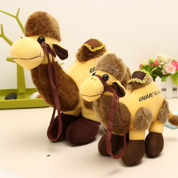Camel Docka Plush Leksak Födelsedaggåva Doll Dockor & Gosedjur