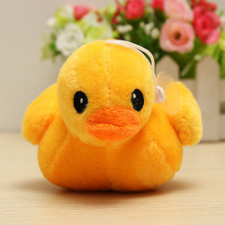 Children's Day Gift Plush Toy Yellow Duck Doll Stuffed Toys