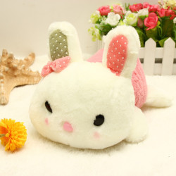 Cute Baby Rabbit Lies Prone Rabbit Doll Rabbit Plush Toy doll