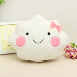 Cute Cloud Doll Toy Stuffed Cartoon Toy Kids Gift Cute