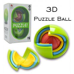 Netter Sonnenlicht Sphärische Puzzle 3D DIY Puzzle Ball Spiel Spielzeug für Kinder
