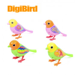 Cute Sunlight Voice Solo Digibirds Singing Bird Intelligent Toy
