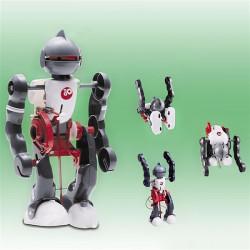 DIY Elektro Tumbling Robot 3 Mode Montageroboter für Kinder