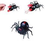 DIY Saltvatten Powered Spider Lära Kit Game Leksak Modellbyggsatser