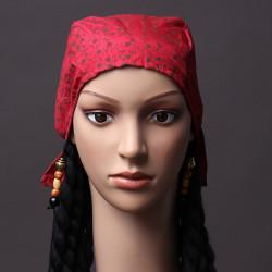 Forklædning Pirates Of The Caribbean Jack Sparrow Adult Hovedbøjle