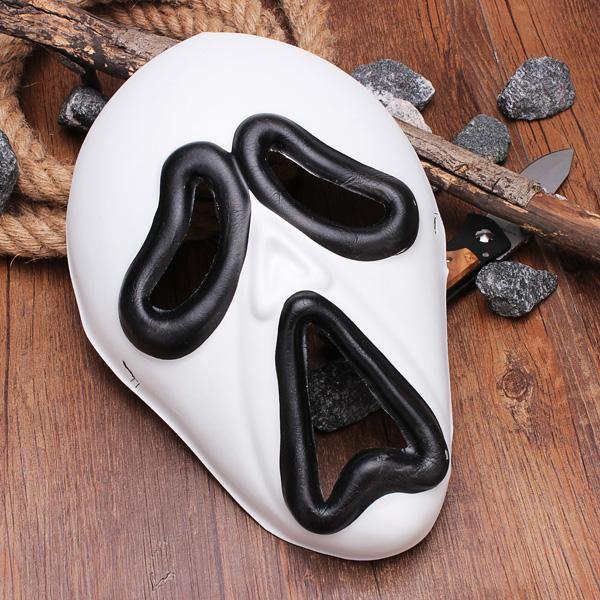 EVA Mask Konstig Mask Aliens Halloween-Mask Maskerad / Halloween