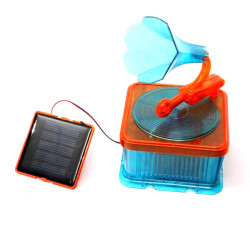 Energi Solar Powered Music Box Leksaker 284.058