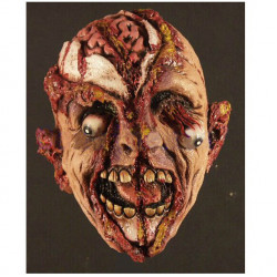 Halloween Party Decoration Terror Rotten Face Mask