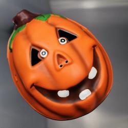 Halloween Pumpkin Mask Smiling Pumpkin Mask