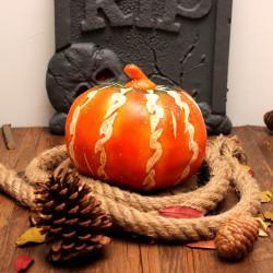 Halloween Pumpor Simulering Frukt Mini Pumpa Halloween Dekoration