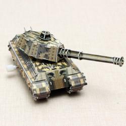 HopeWinning Classic Compages Saml Legetøj Military Tank Wind-up Legetøj