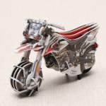 HopeWinning Klassische compages Montieren Toy Racing Motor Aufziehspielzeug Spielzeugmodell & Modellbausätze