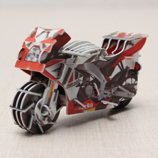 HopeWinning Klassische compages Montieren Toy Road Race Motor Aufziehspielzeug Spielzeugmodell & Modellbausätze