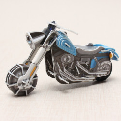 HopeWinning Classic Compages Assemble Toy Vintage Motor Wind-up Toy