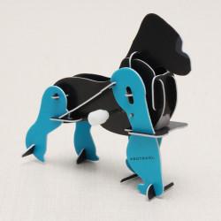 Hopewinning Orangutang Wind up Puzzle Tiere 3D DIY pädagogisches Spielzeug