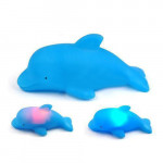 LED Flashing Dolphin Light Lamp Baby Kids Bath Toy Classic & Retro Toys