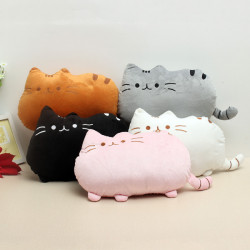 Novelty Soft Plush Stuffed Animal Cat Doll Talking Anime Toy 40x30cm