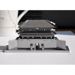 Piececool 3D Assembly Namdaemun DIY Puslespil Legetøj Building Model
