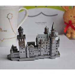 Piececool 3D Montering Schloss Neuschwanstein DIY Pussel Leksaker