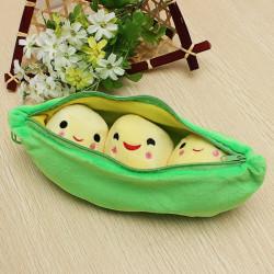 Plüsch Spielzeug Kreativität 25CM Peasecod Holland Bean Puppe