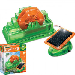 Solar Water Wheel Solar Powered Toys 36207