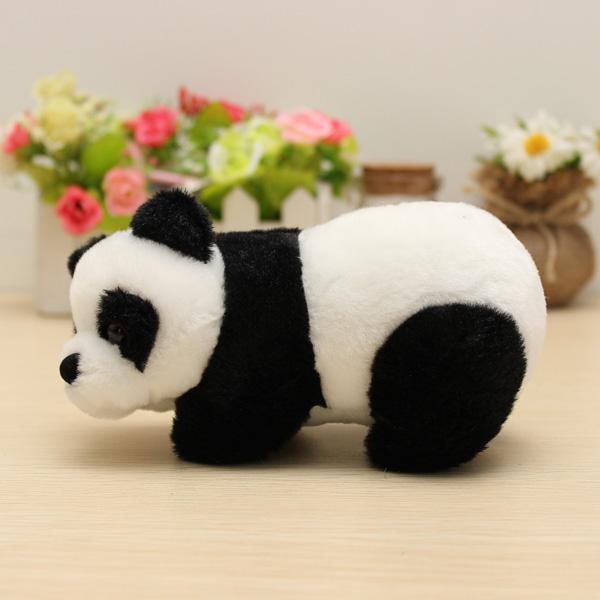 Super netter weicher Plüsch Panda Tier Puppe Spielzeug Urlaub Geschenke Puppen & Kuscheltiere