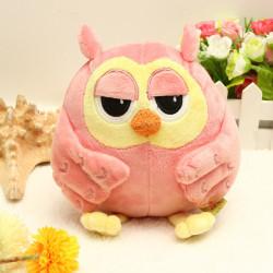 The Owl Docka Söt Plysch Leksak Docka Födelsedagspresent
