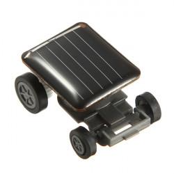 Verdens Mindste Mini Soldrevne Legetøj Bil Racer