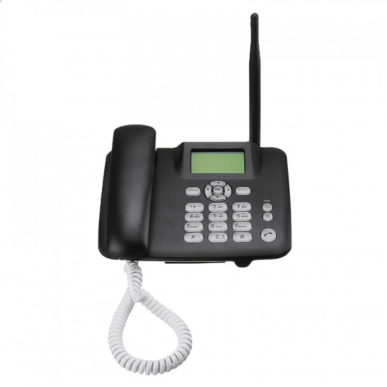 Fixed Desktop Wireless cordless Telephone 4G GSM Desk Phone SIM Card 2021
