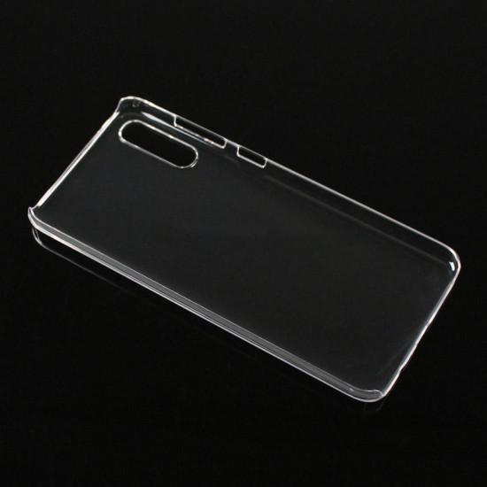 Transparent Scratch Resistant Case Samsung Galaxy A70 2021