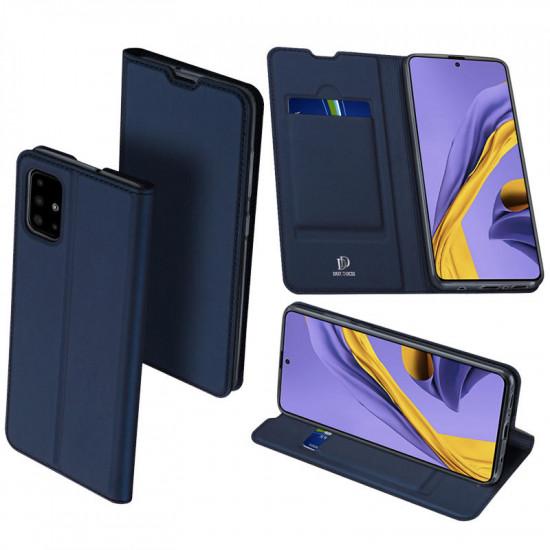 Flip Magnetisk Wallet Korthållare Skal Samsung Galaxy A71 2021
