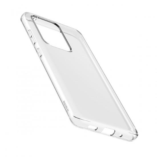 Transparent Dünne TPU Hülle Samsung Galaxy S20 / S20 Plus / S20 Ultra 2021
