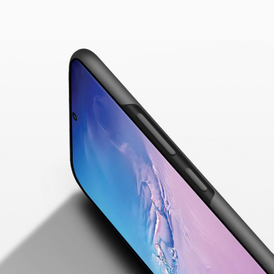Samsung Galaxy S20+ / S20 Plus Shockproof Anti-fingerprint Thin Silky Case 2021