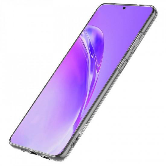 Hoco Transparent Dünne TPU Hülle Samsung Galaxy S20 Ultra / S20 Ultra 5G 2021