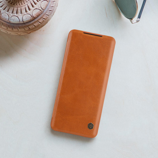 Flip Shockproof Card Holder Full Cover PU Leather Vintage Case Samsung Galaxy S20 2021
