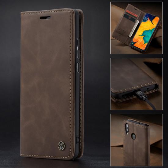 Samsung Galaxy S21 Ultra 5G / S21+ 5G / S21 5G Hülle Magnet Flip Stoßfest PU Leder Hülle Schutzhülle 2021