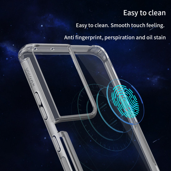 Samsung Galaxy S21 Ultra Hülle Bumpers Natural Transparent Stoßfest TPU Schutzhülle 2021