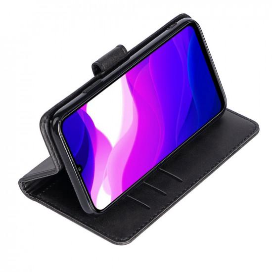 Magnet Flip Multi Kartenhalter Tasche Schutzhülle Stand PU Leder Schutzhülle Protective Hülle Xiaomi Mi 10 Lite 2021